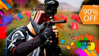 [Imagen:Speedball Club: Paintball para 5 Personas]