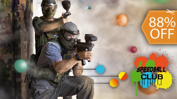 [Imagen:Paintball para 2 en Speedball Club]